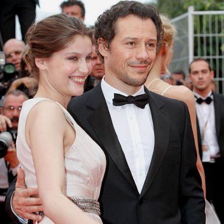 Laetitia & Ex fiancee Stefano Accorsi