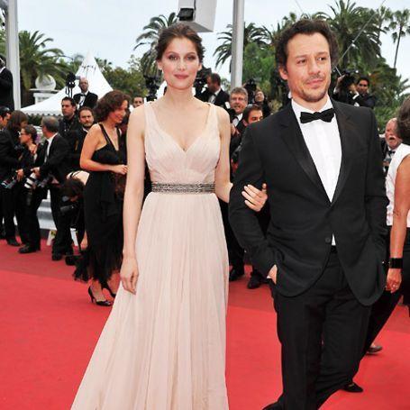 Laetitia & Her husband Louis