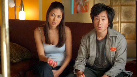 Irene Keng and Jerry Shea played together in Freshman Year