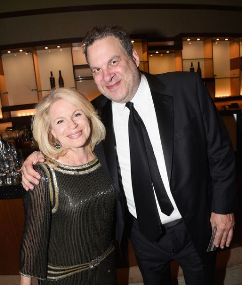 Jeff Garlin was in a marital bond with her lover Marla Garlin.