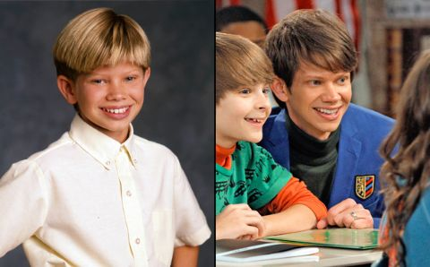 Lee Norris appeared in Boy Meets World for 5 years