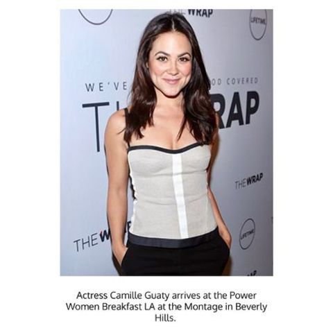Camille Guaty Net Worth