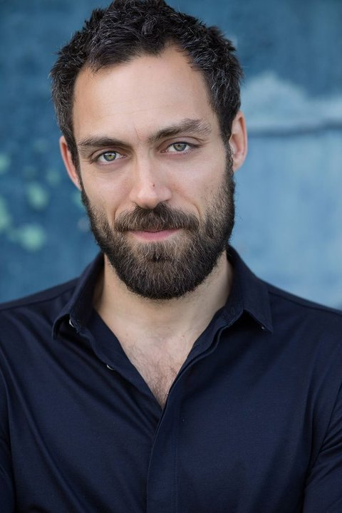Alex Hassell stars in The Boys.
