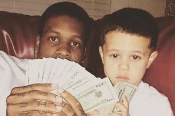 Lil Durk son Angelo Banks