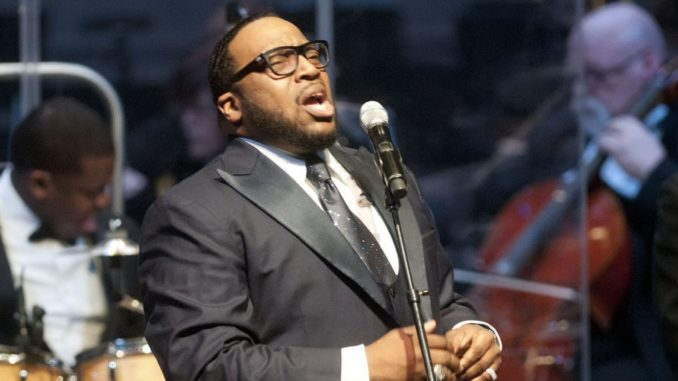 Marvin Sapp Net Worth
