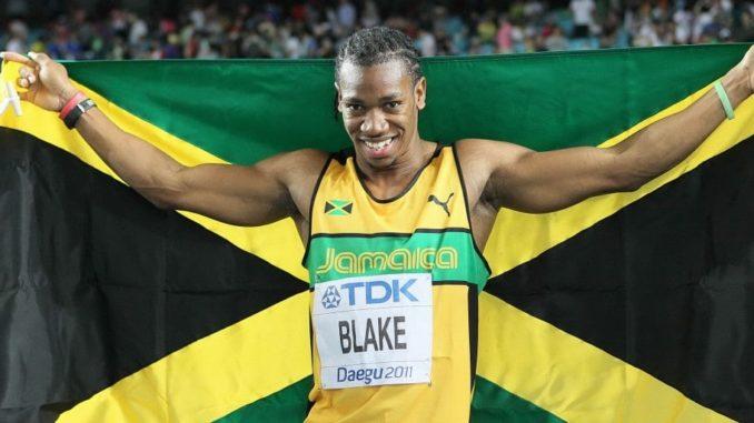 Yohan Blake Net Worth