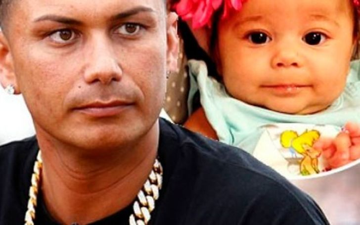 Daughter pauly ds Pauly D
