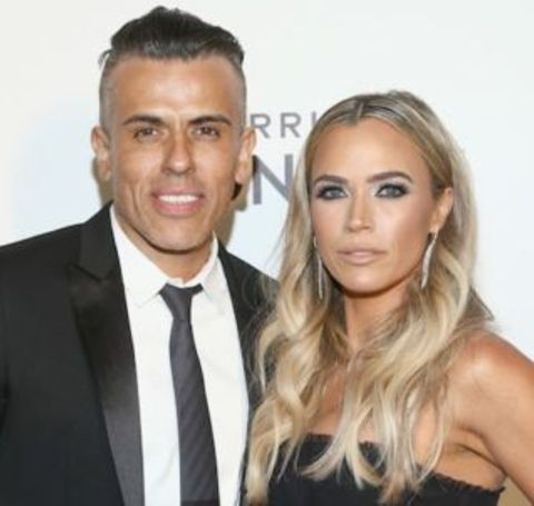 Edwin Arroyave and Teddi Mellecamp were cast for Real Housewives Beverly Hills eight season.