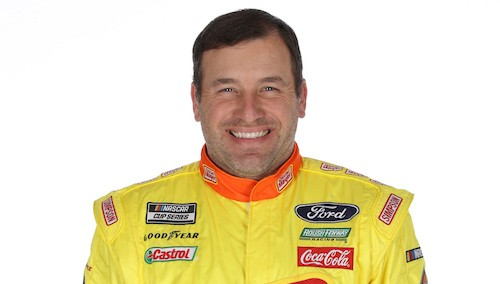 Ryan Newman is a professional American stock car racing driver. He competes in the NASCAR Cup Series full time, driving Roush Fenway Racing's No. 6 Ford Mustang. He is currently tied with Kurt Busch for the longest-tenured active Cup Series driver – having made their first start in 2000.