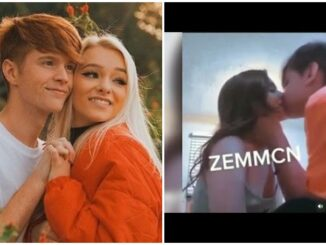 Zoe Laverne Dating, Cody Orlove, Past Affairs, Kissing a fan, and more