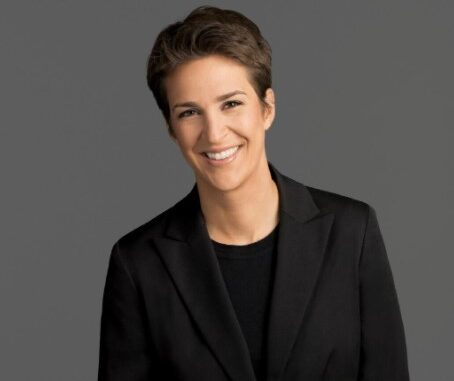 Rachel Maddow Wife, Net worth, Salary, Daughter, MSNBC, Susan Mikula Bio, Wiki