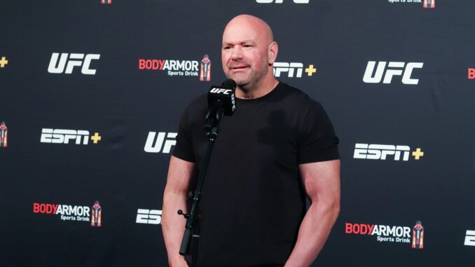 Who is Dana White? Why is He Famous? What is His Net Worth?